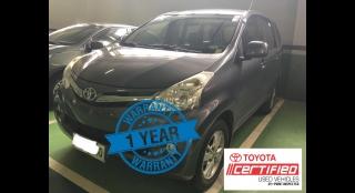 2015 Toyota Avanza 1.5 G MT