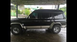 1998 Nissan Patrol Super Safari 3.0L MT Diesel