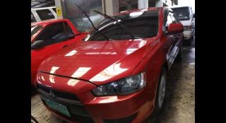 2013 Mitsubishi Lancer EX GLS