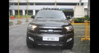 2016 Ford Ranger 2.2L Wildtrak 4x4 AT