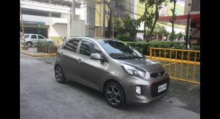 2015 Kia Picanto 1.2L AT Gasoline