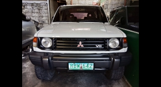 1993 Mitsubishi Pajero 3.5L AT Gas