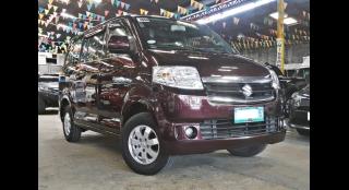2012 Suzuki APV GL MT