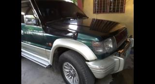 1998 Mitsubishi Pajero 2.5L AT Diesel