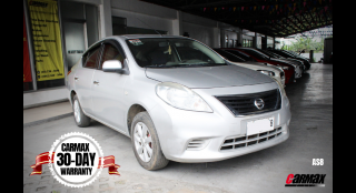 2014 Nissan Almera MID AT