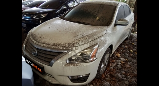 2015 Nissan Altima 3.5 SL CVT
