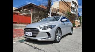 2016 Hyundai Elantra 2.0L GL AT