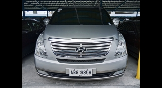 2015 Hyundai Grand Starex AT