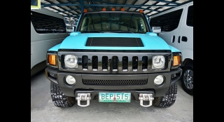 2006 Hummer h3 6.0L AT Gasoline