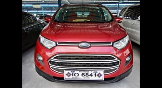 2017 Ford EcoSport 1.5L MT Gasoline
