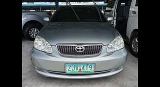 2007 Toyota Corolla Altis 1.6 G AT