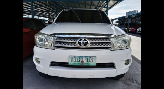 2008 Toyota Fortuner G AT Gas