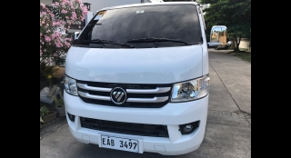 2018 Foton View Transvan HR 2.8L (16-seater)