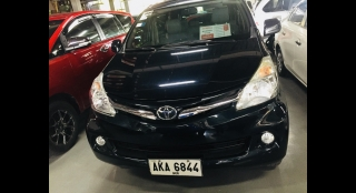 2015 Toyota Avanza 1.5 G AT