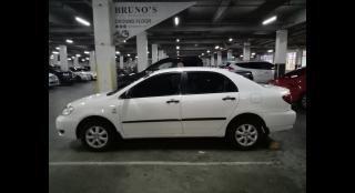 2005 Toyota Corolla Altis 1.6 E MT