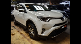 2017 Toyota Rav4 AT