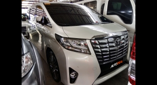 2017 Toyota Alphard 3.5 AT
