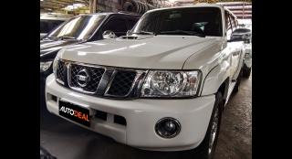 2015 Nissan Patrol Super Safari 3.0L AT DIESEL