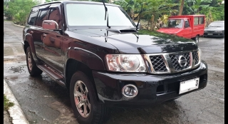2015 Nissan Patrol Super Safari 3.0L AT DIESEL