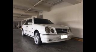 2000 Mercedes-Benz E-Class E240 AT