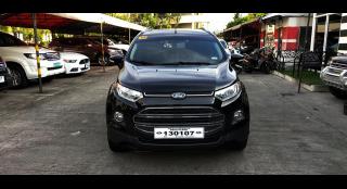 2016 Ford EcoSport 1.5L Titanium AT