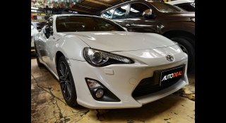2015 Toyota 86 AT Gas
