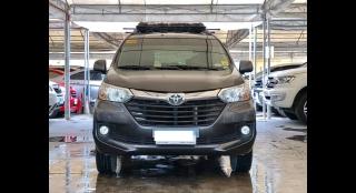2016 Toyota Avanza G AT