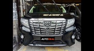 2016 Toyota Alphard 3.5L