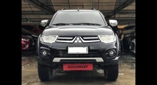 2014 Mitsubishi Montero Sport GLX MT