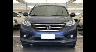 2015 Honda CR-V AT Cruiser Edition