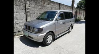 1999 Mitsubishi Adventure GLS MT