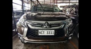 2018 Mitsubishi Montero Sport GLS 2.4 4x2 AT