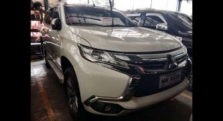 2017 Mitsubishi Montero Sport GLX MT