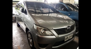 2014 Toyota Innova E 2.0 Gas AT