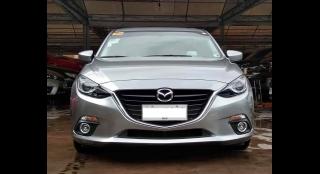 2015 Mazda 3 Sedan 2.0L AT Gasoline
