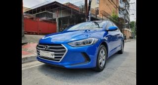 2019 Hyundai Elantra 1.6 GL Manual