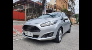 2014 Ford Fiesta Sedan 1.5 Trend AT
