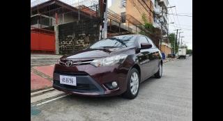 2018 Toyota Vios E MT