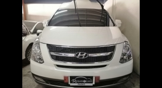 2014 Hyundai Grand Starex 2.5L AT Diesel