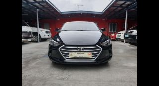 2018 Hyundai Elantra 1.6 GL AT