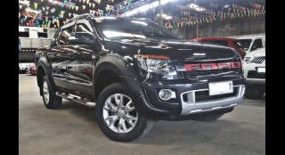 2015 Ford Ranger 3.2 Wildtrak 4x4 MT