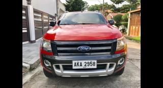 2015 Ford Ranger 2.2 Wildtrak 4X2 MT