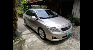 2009 Toyota Corolla Altis 2.0 V AT