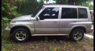 2000 Suzuki Vitara 1.6L AT Gasoline