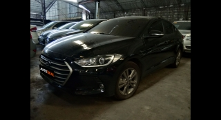 2018 Hyundai Elantra 1.6 GL AT
