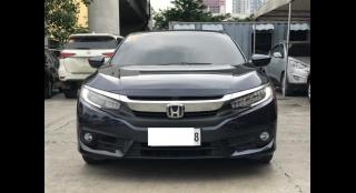 2016 Honda Civic 1.8E CVT