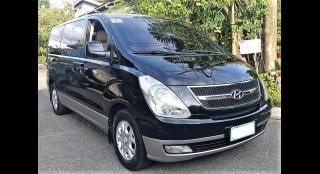 2010 Hyundai Starex 2.5L AT Diesel