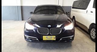 2015 BMW 5-Series Sedan 520d