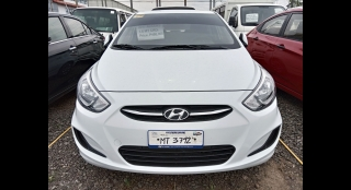 2017 Hyundai Accent Sedan 1.6L MT Diesel