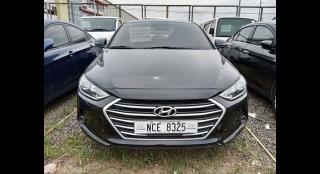 2016 Hyundai Elantra GL AT